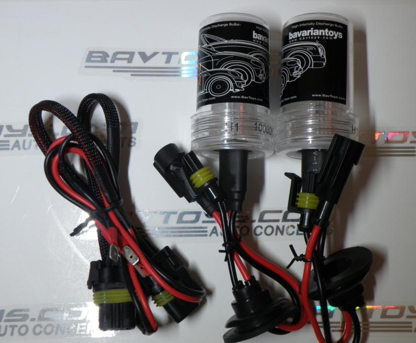 HID/XENON BULBS
